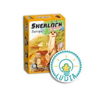 sherlock junior suriguri sello ludia